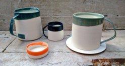 Porcelian vessels