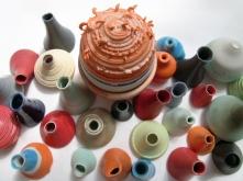 porcelain objects